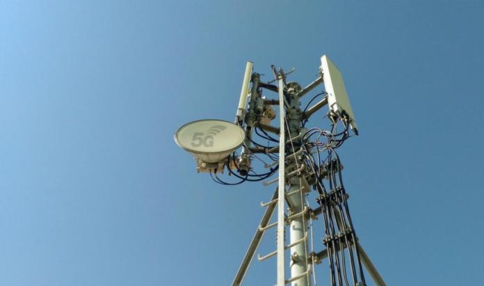 Antena Telecom 5G
